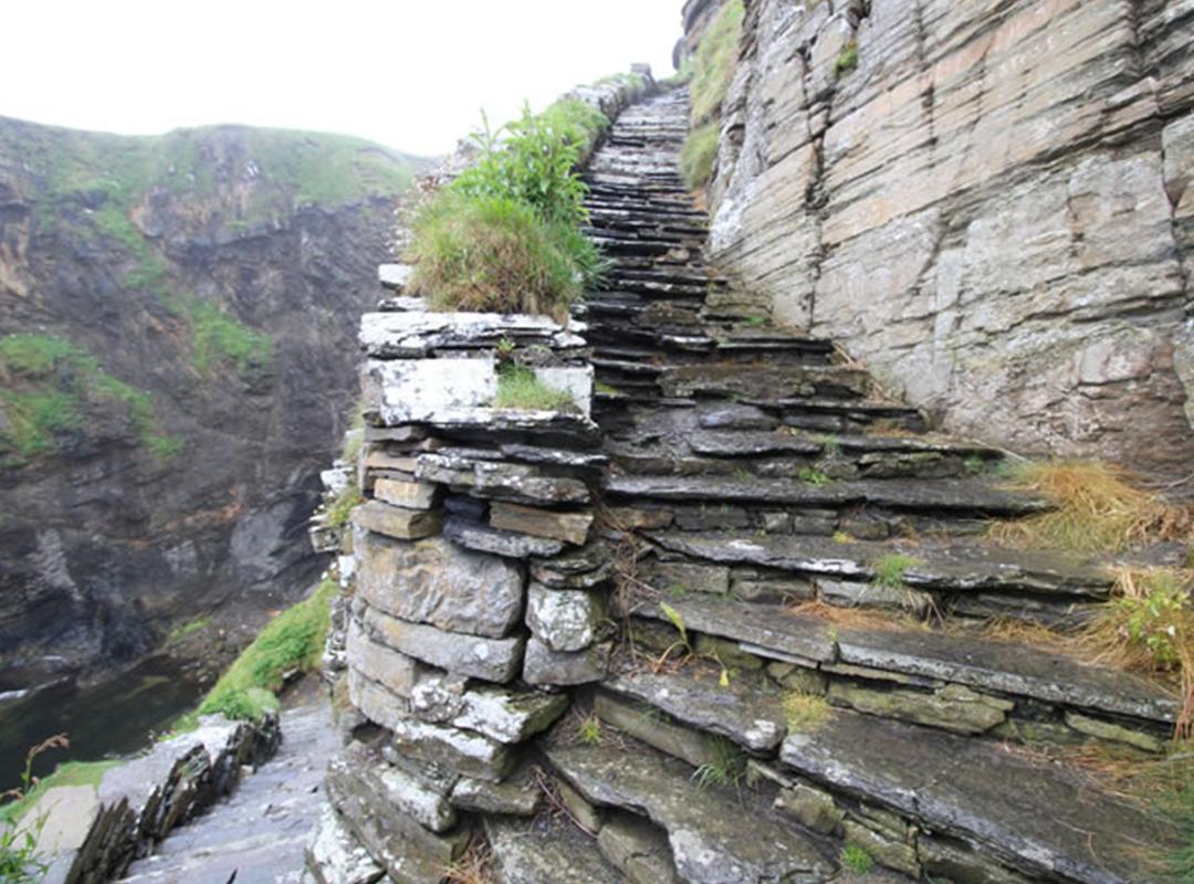 The Whaligoe Steps